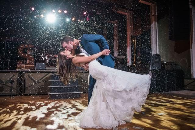 MAKE IT SNOW - FTC Weddings
